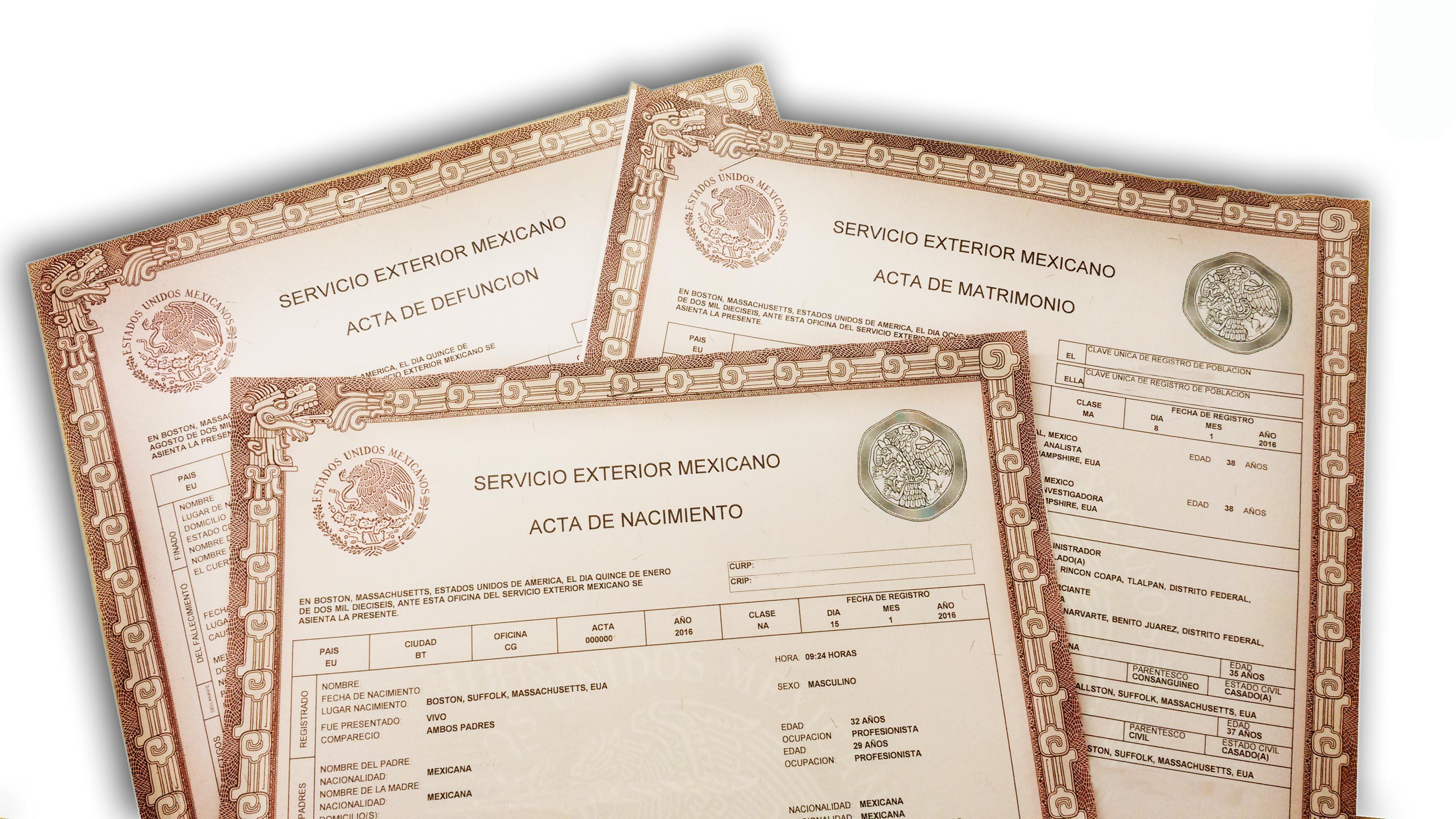 Único Certificado De Nacimiento Wichita Kansas Foto - Certificado ...