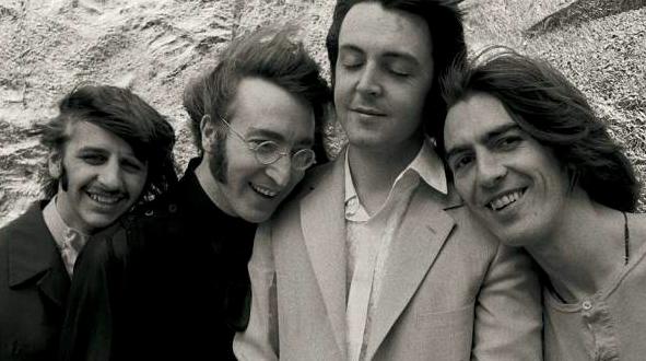 La Foto De Los Hijos Paul McCartney Y John Lennon